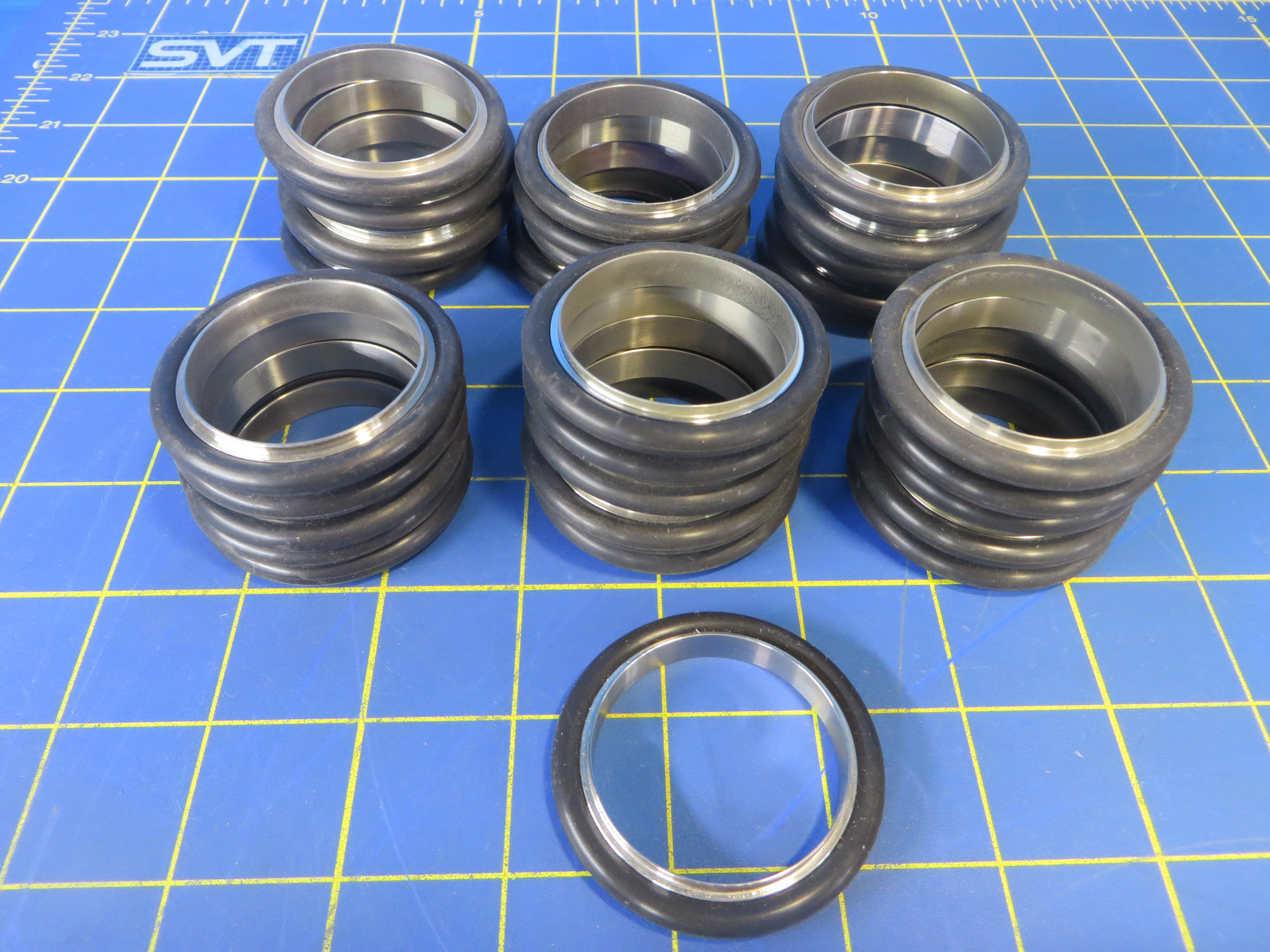 MKS NW40 Seal / Centering Ring - Lot of 30