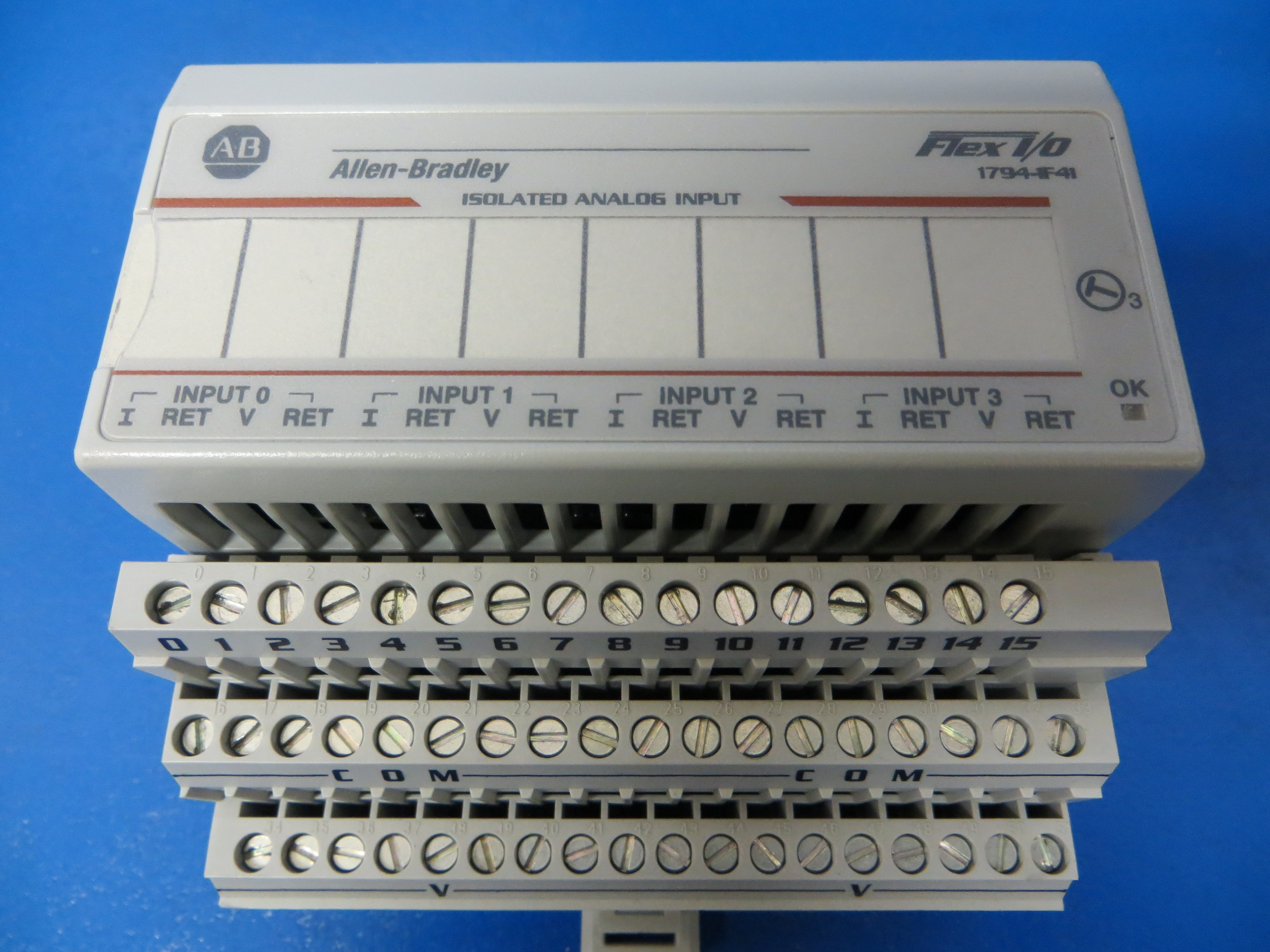 allen bradley 1794 if4i flex i o isolated analog input ser a f w rh svtechparts com 1794-if4i user manual 1794-if4i user manual