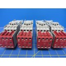 Allen Bradley 100S-C23DJ14C MCS Safety Contactor 23A 3P 24VDC Coil - Lot of 4