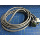 Nanaboshi 41-975 3 Pin Female connector w/ 15' cable & 3prong 115V Connector