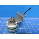 Lika I58-Y-1000ZNF28RL3 Rotary Encoder - Shaft Diameter 8mm -1000 pulse -OD 58mm