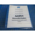Lam Research AutoEtch Plasma Etch System Operation & Maintenance Manual Volume 1