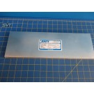 "ESPI Metals Tin Zn AI Sputtering Target .375""x4.75""x14.875"" Purity 5N"