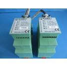 2 Phoenix Contact InterBus-S IBS ST 24 BKM-T Bus Terminal - Remote IN/OUT