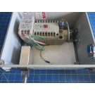 Omron V600-CD1D-V2 Identification System Controller w/ Power Supply & Enclosure