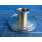 "MDC ISO-K DN80 Flange to DN40 with Centering Ring - 2"" Tall"