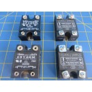 Watlow Crydom Solid State Relays TD2425 D2450 18-6005 - Lot of 4 Pieces