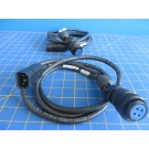 Applied Materials 0151-30286,001 Turbopump Cables  2M- Lot of 2