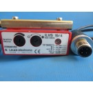 Leuze ILVS 19/4 Fiber Optic Amp. Light Guide w/ High Vacuum Fiber Light Fixture - Lot of 2
