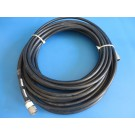 Commscope Cable 7713NM RGE 213/U RF Coax with Connectors - 30 ft.