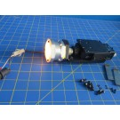 Light and mounting bracket for Toshiba IK-541 CCD Camera