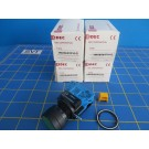 IDEC HW1B-M1F10-G Industrial Pushbutton Switch- Round - SPST-NO - Lot of 4