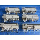 Omron SRT2-OD16-T DIN Rail Terminal Blocks 16PT. Output PNP - Lot of 6