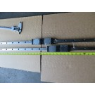 Pair of Linear Rails 12' w/ 2 carriages